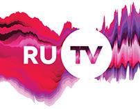 RU TV Rebranding