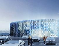 Santa Claus logistics centre