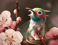 florem grypem Latin: floral griffin