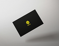 Business cards  for BeeLab