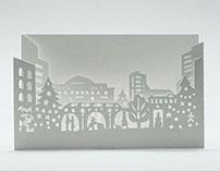 papercut cards