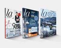 La Revista. Portadas 2012-2014
