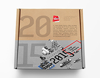 Calendar 2015 Design of PT Sarana Bandar Nasional
