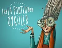 Leyla Fonten'den Öyküler (Children's Book Series)