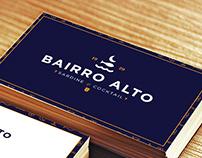 Bairro Alto, Sardine & Cocktail