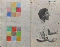 Libreta / Sketchbook. 2