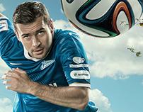 FC Zenit promo posters