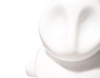 Edgar, designer toy