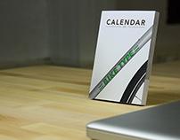 Bike Type 2015 Calendar