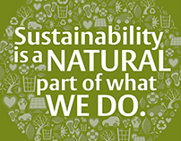 Sustainability | Vector Graphic Design