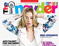 The Insyder Magazine September 2014 issue