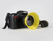 3D Printed Camera Cap