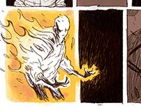 """bye"" (short comic)"