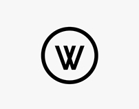 White Studio · Identity and website.