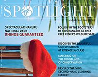 The spotlight magazine Nov-Feb