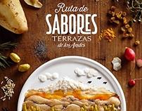 Food Illustration: Terrazas Vinos | Moët Hennessy