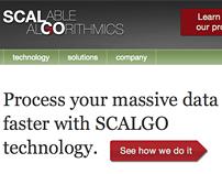 SCALGO Identity and Website