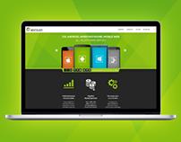 Nextology website (2014)