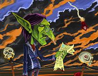 Goblin VS gnomes contest