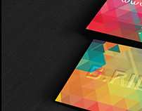 B.Riddim | Business Card