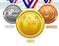 Championship Medals