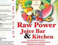 Raw Power Juice Bar & kitchen