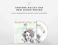 Corinne Bailey Rae album - 4th semester assignment