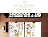 Cross Culture Comic - 5th Semester Assignment