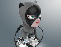 Mini cat woman