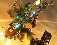 The Noisy Goblin - Blizzard Contest