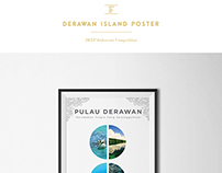 Derawan Island Poster - Deep Indonesia Competition