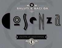 SALUTI E BACI DA COSENZA - Calendario Chiappetta 2015