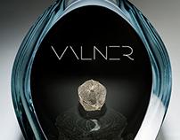 Valner Glass Logotype