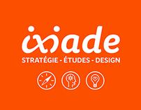 Ixiade / Design agency