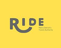 RIDE: Detroit's Metropolitan Transit Authority