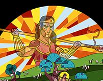 Karthikeya's Divine Play