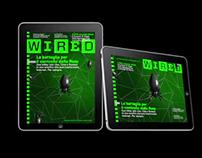 Wired iPad Digital Replica