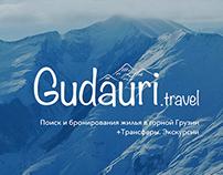 Redesign for Gudauri.travel