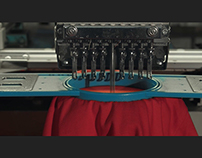 ICON Printing — production process videos