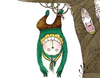 Monster Tarot3 Art by Sulsa