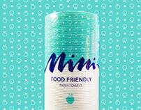 Mini Paper Towels / Package Design
