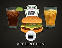 Comercial de TV: Design de Impressos / Objetos de Cena