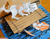 Little Pop-up Book