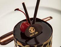 F&B Photography / Desserts : Roberto Cavalli Caffè