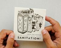 SJC Toilet Queue