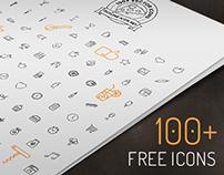 100+ Free Icons