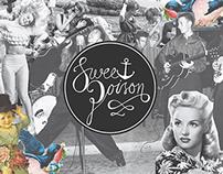 Sweet Poison rebrand/redesign