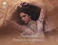 Harsahaimal Shyamlal Jewellery Campaign