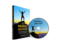 The Primal Solution Book and CD cover