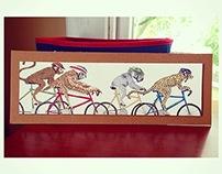 Animal Marathon, Biking Beasts!